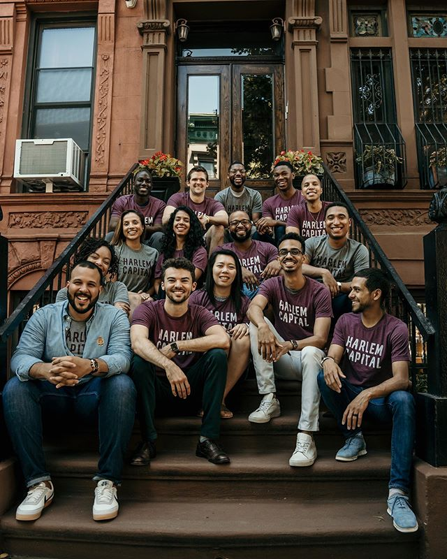 || #WSP || ⠀ #NYC · Happy hump day. Last weekend we hit our 3.5 year mark of @harlemcapital and had our summer event with our interns, fellows and employees. In the last 1.5 years 1,400+ people have applied for an internship and we selected 28 talented individuals. These folks are so talented and have been critical to the growth of HCP. Thank you for all the hard work and crushing it for us! ⠀ 👇🏾 who else proud of their team?👇🏾 ⠀ -- #wallstreetpaper Ph: @mendymontero