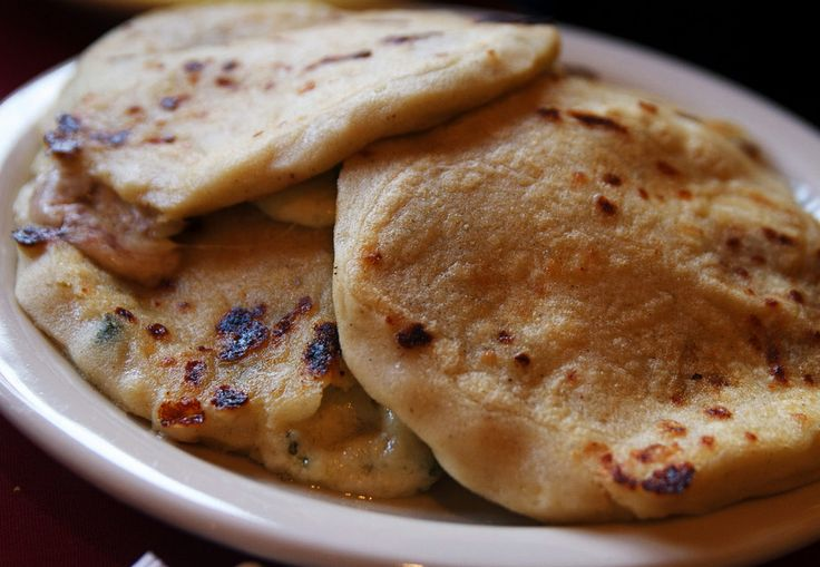 Making Pupusas with a Poet Podcast - Indiana Public Media, Spring 2017