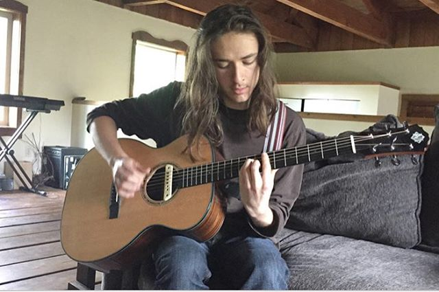 About a year or so ago, a young guy dropped by with his mom to get a Morgan. As soon as he picked up a guitar, he was completely immersed in his music. It was quite a special couple hours. Here is a link to an article written about him and his music. www.mapleridgenews.com/community/b-c-teen-with-autism-a-talented-guitarist/ #hearthepassion