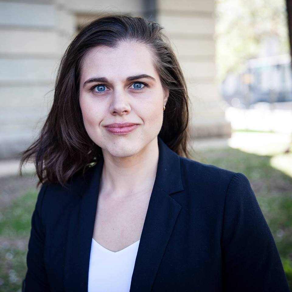 Jena Griswold, Candidate for Secretary of State (W)