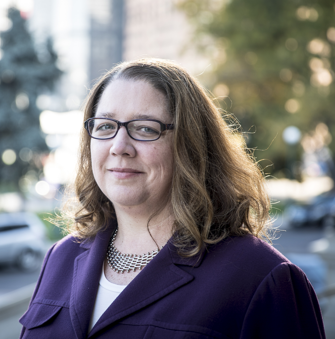 Peg Perl, Candidate for Denver Clerk and Recorder