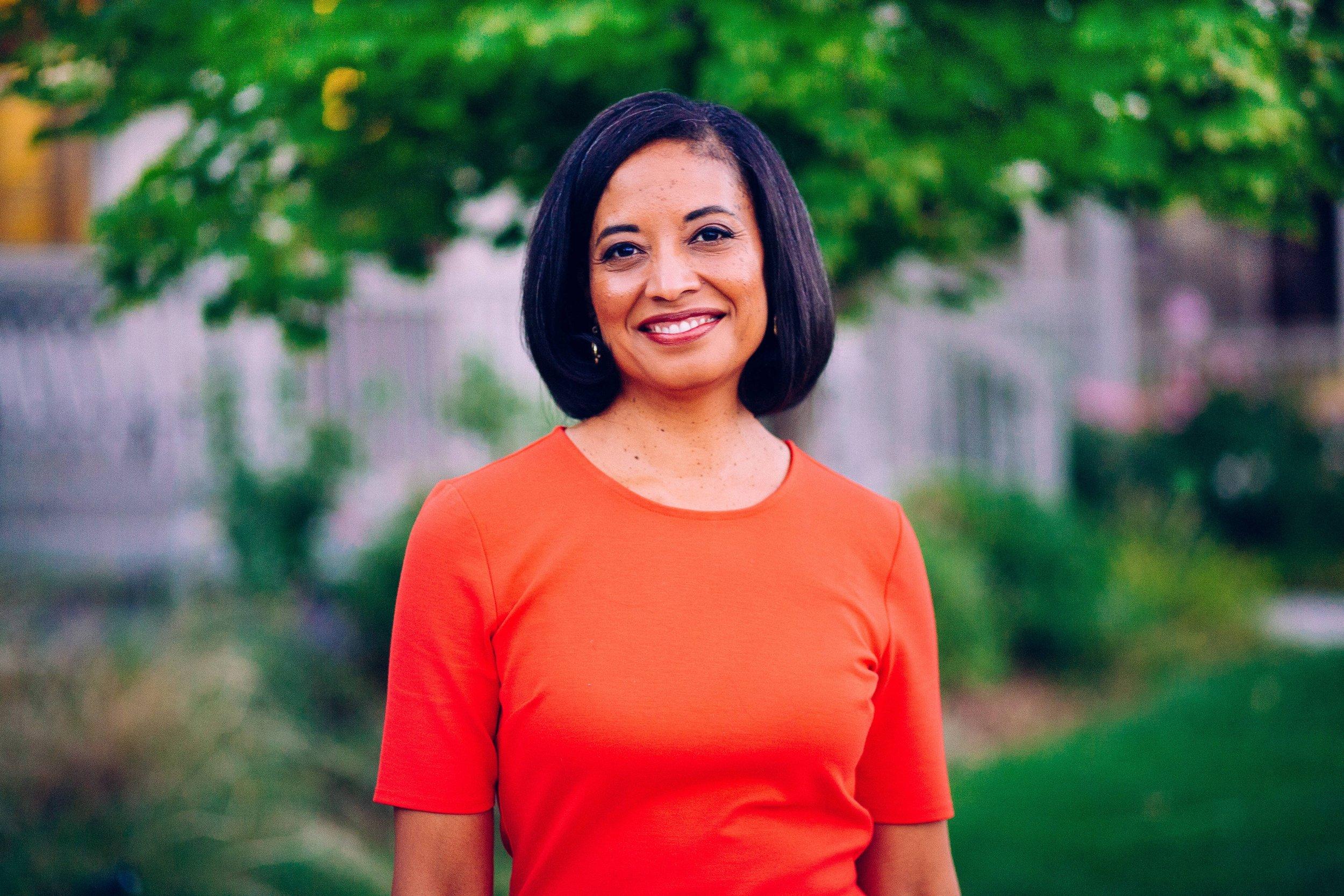 Lisa Calderón, Candidate for Mayor of Denver