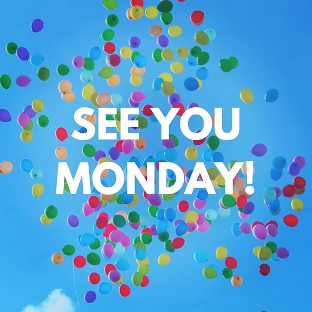 We're looking forward to seeing our students next week!