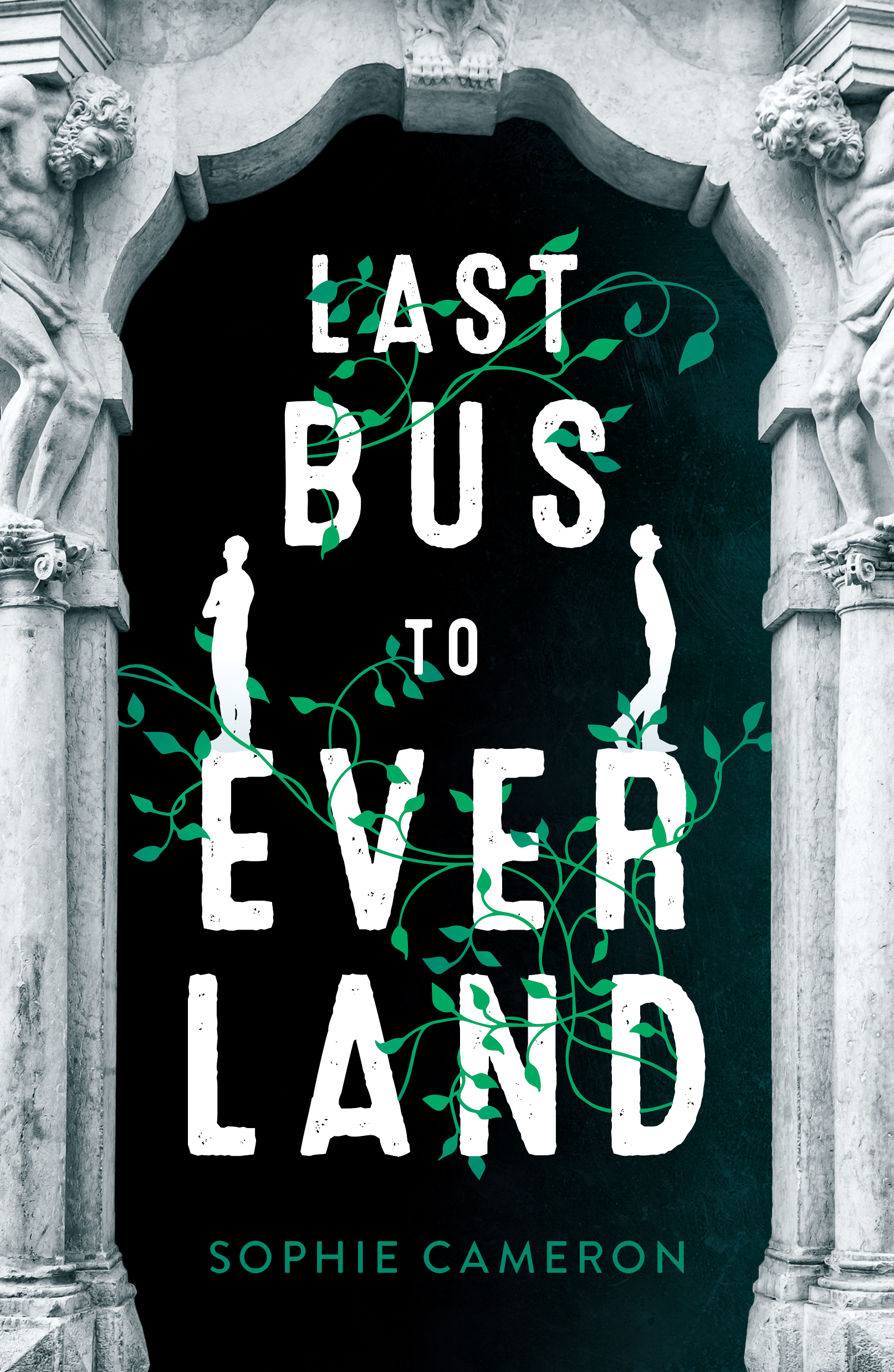 Last Bus To Everland , Sophie Cameron  For Roaring Brook Press.