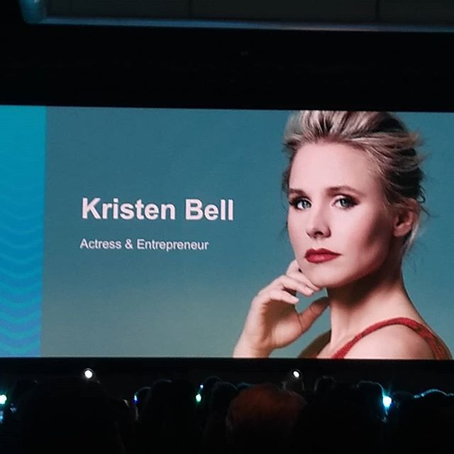 Fabulous Keynote speaker at the MindBody BOLD Conference in Anaheim, CA. When asked the question: If there was one thing you could change in the world, what would it be? She replied: Easy, I'd raise the level of empathy.