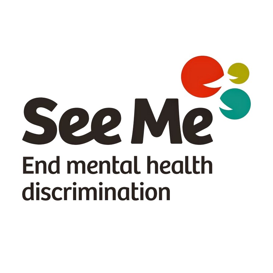 See Me Pledge - Reeltime Music are committed to working alongside the 'see me…' campaign and have agreed an action plan to end the stigma and discrimination experience by people with mental health problems.