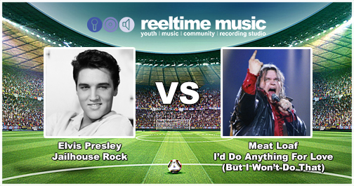 Match Report - A slow and steady buildup turned into a clear win for Meat Loaf with 61% of the vote