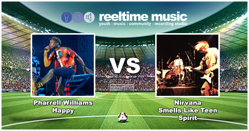Match Report - A very one sided affair saw Nirvana take control of the match early on and apply sustained pressure, Pharrell didn't stand a chance, 22%-78%