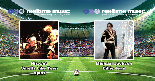 Match Report - Nirvana have taken the bronze in a surprising upset, beating Michael Jackson 62%-38%