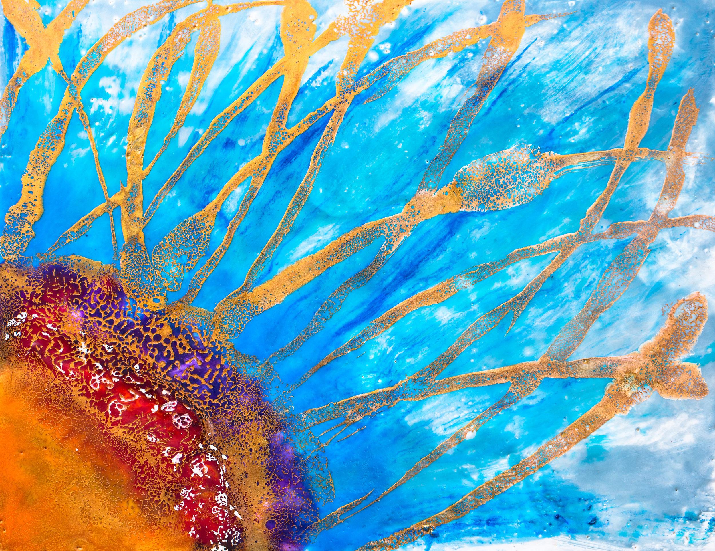 Beth Sievers - Encaustic Artist