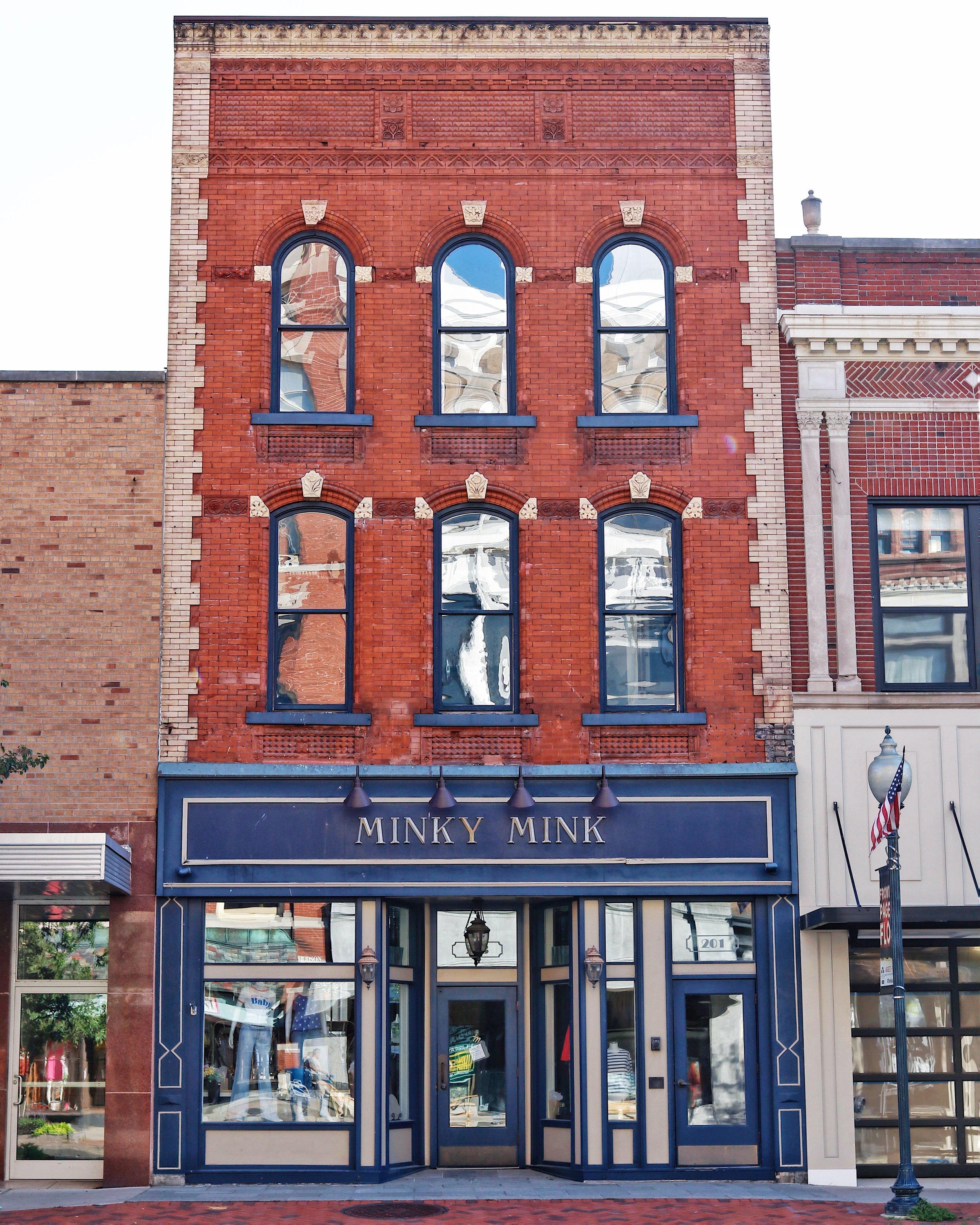 MinkyMink, Downtown Glens Falls, NY