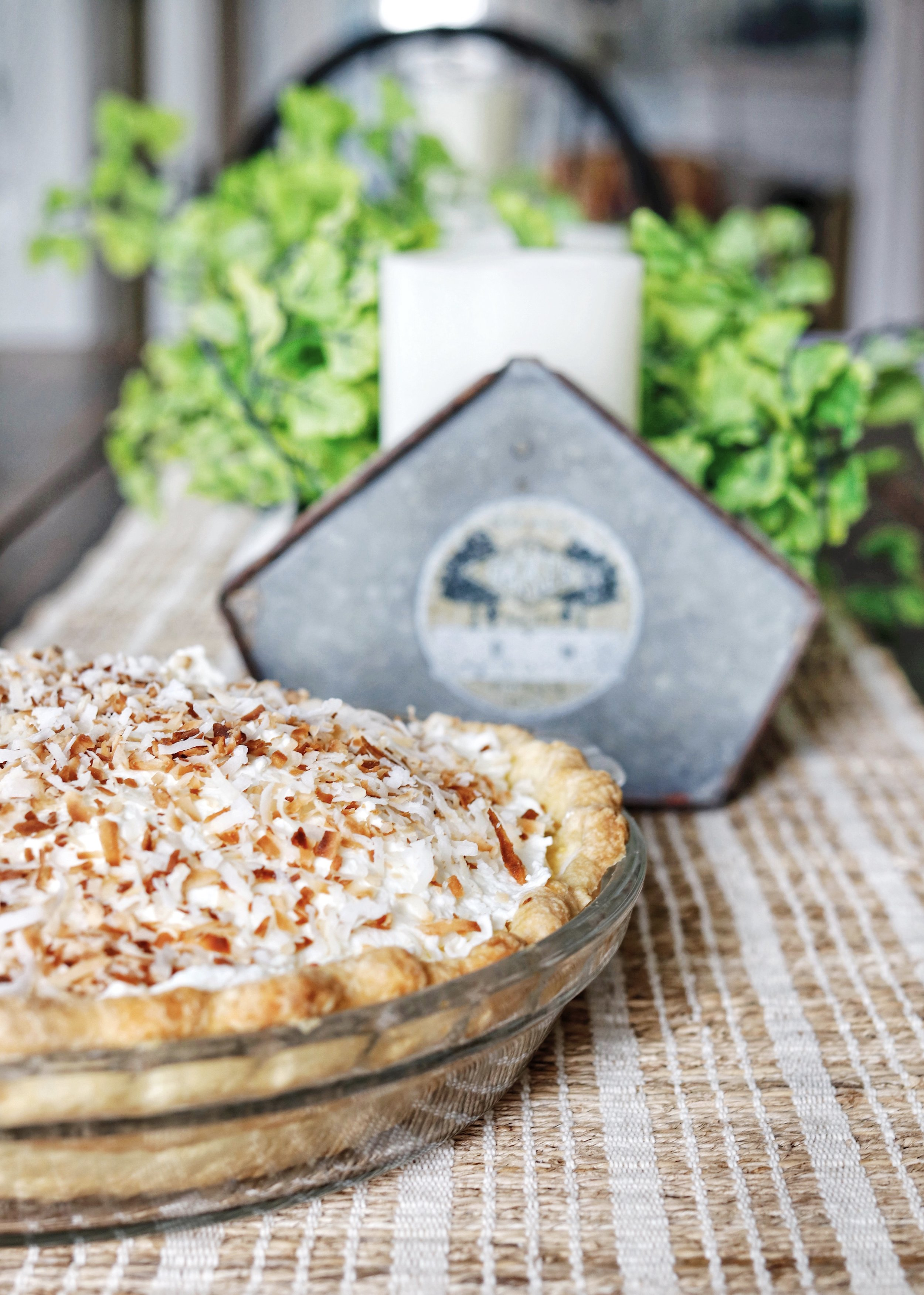 Coconut Creme Pie Recipe