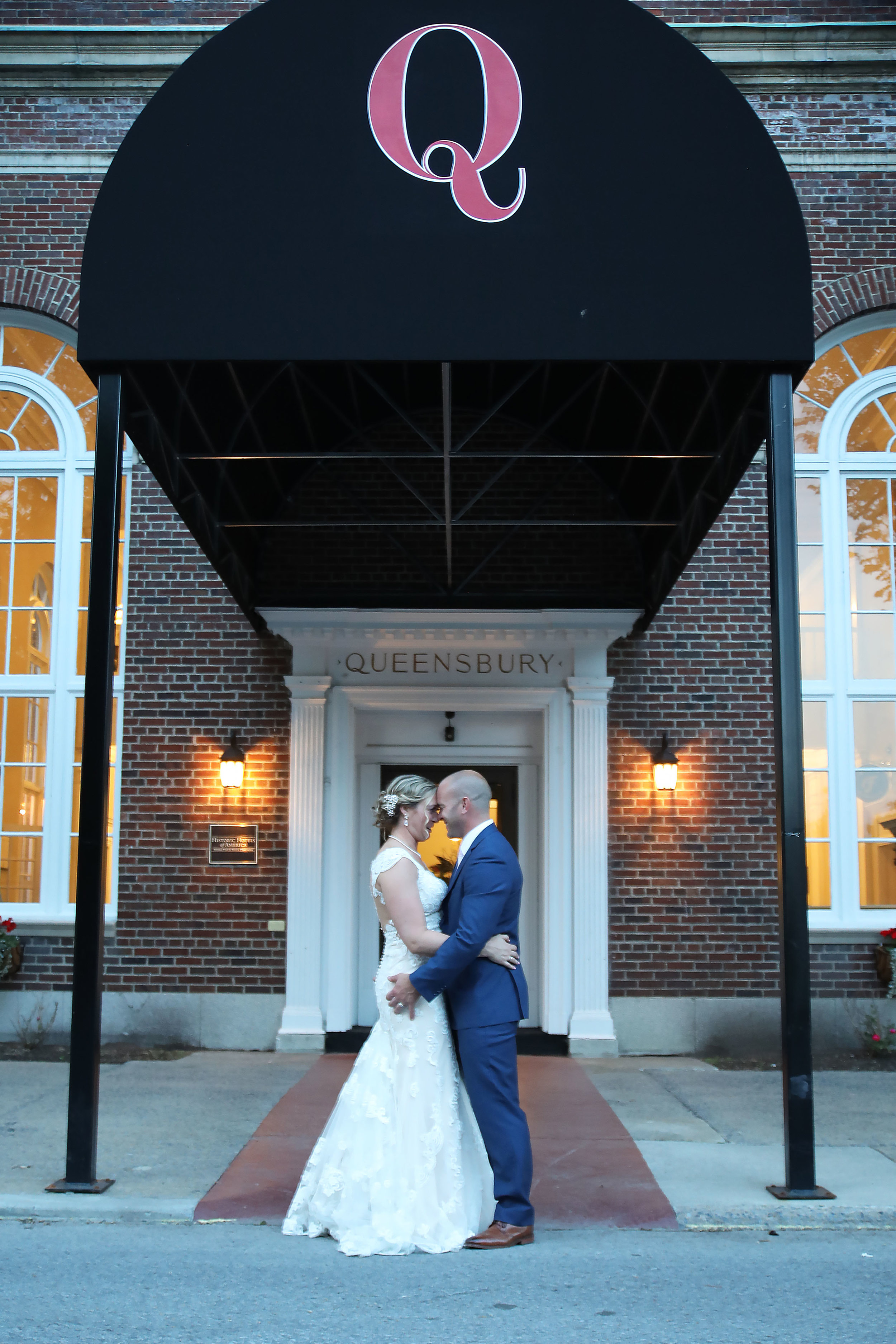 The Queensbury Hotel Wedding Glens Falls NY