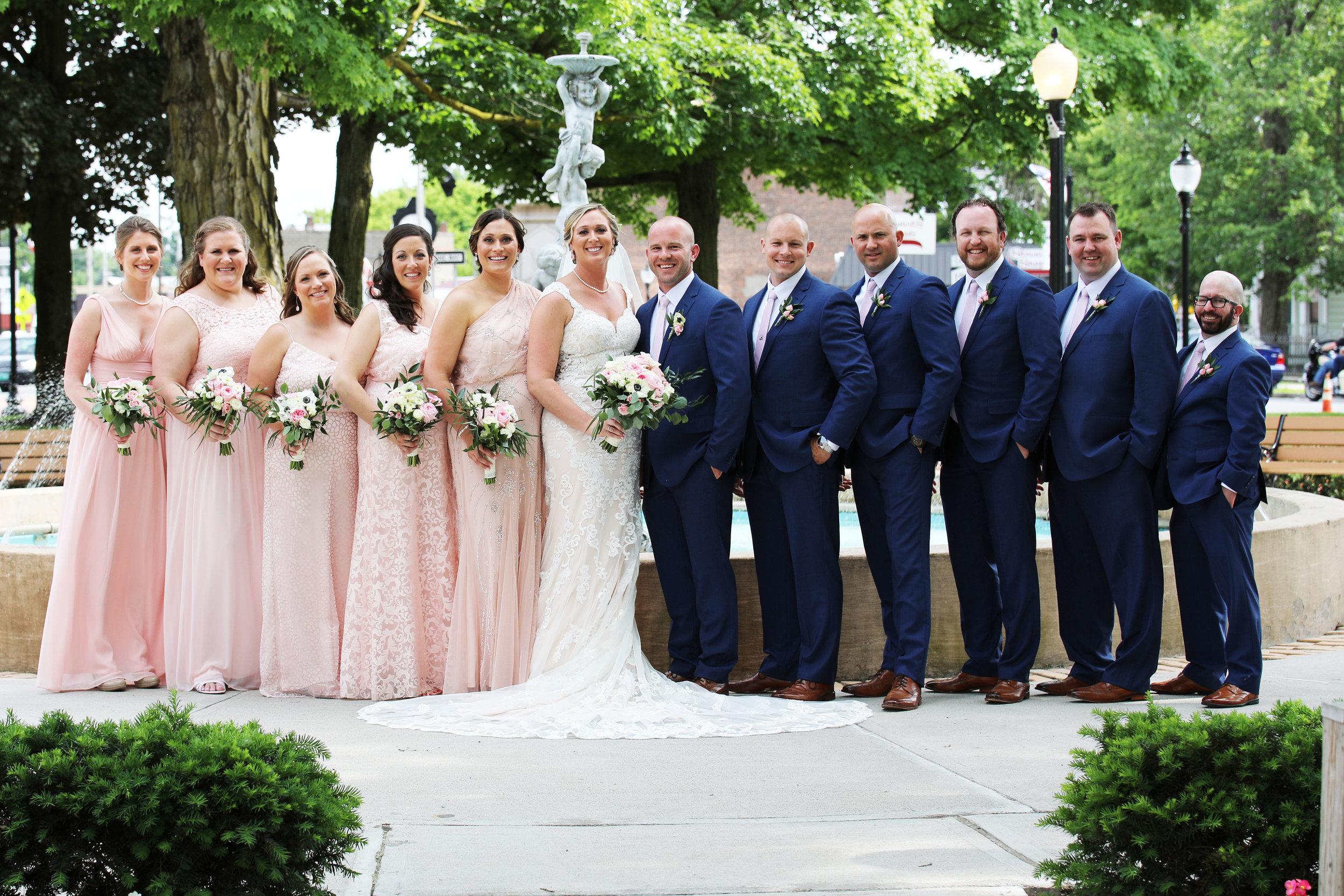Glens Falls NY Wedding