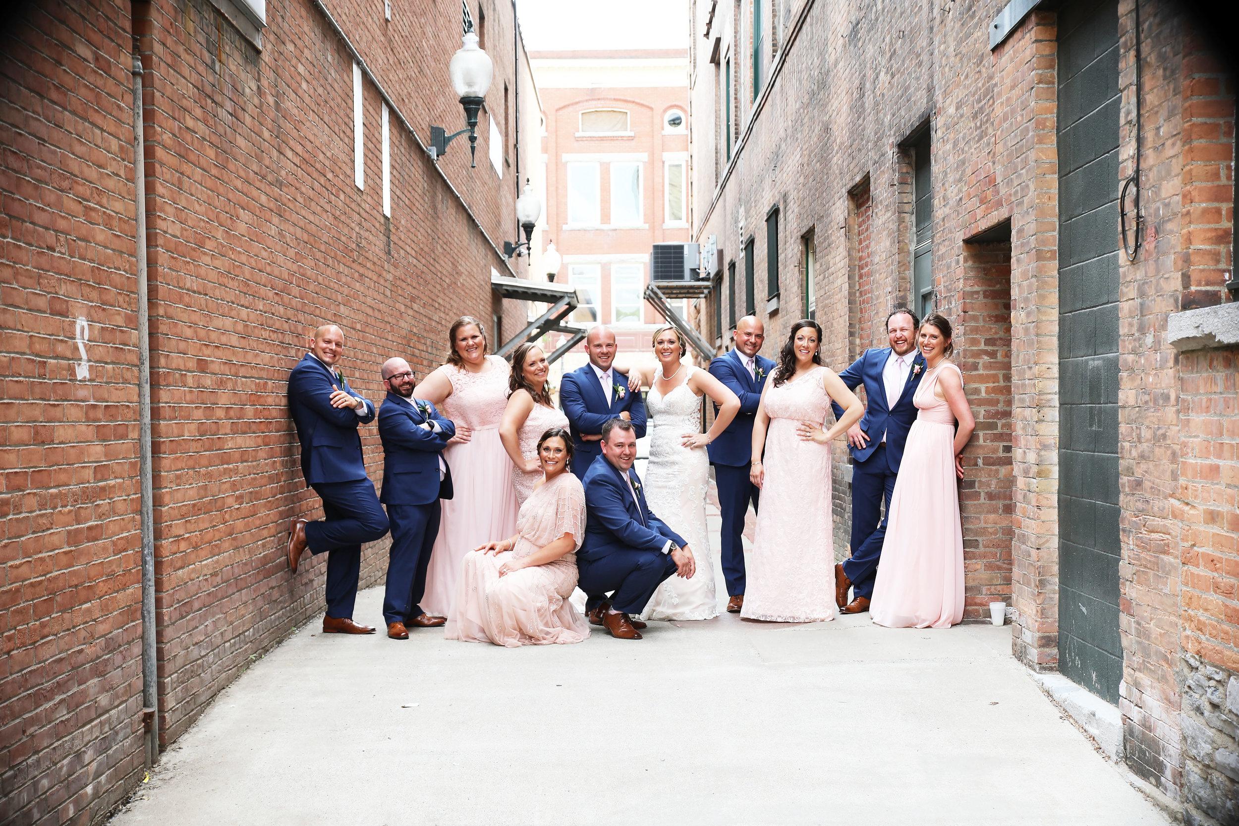 Glens Falls NY Wedding Photos