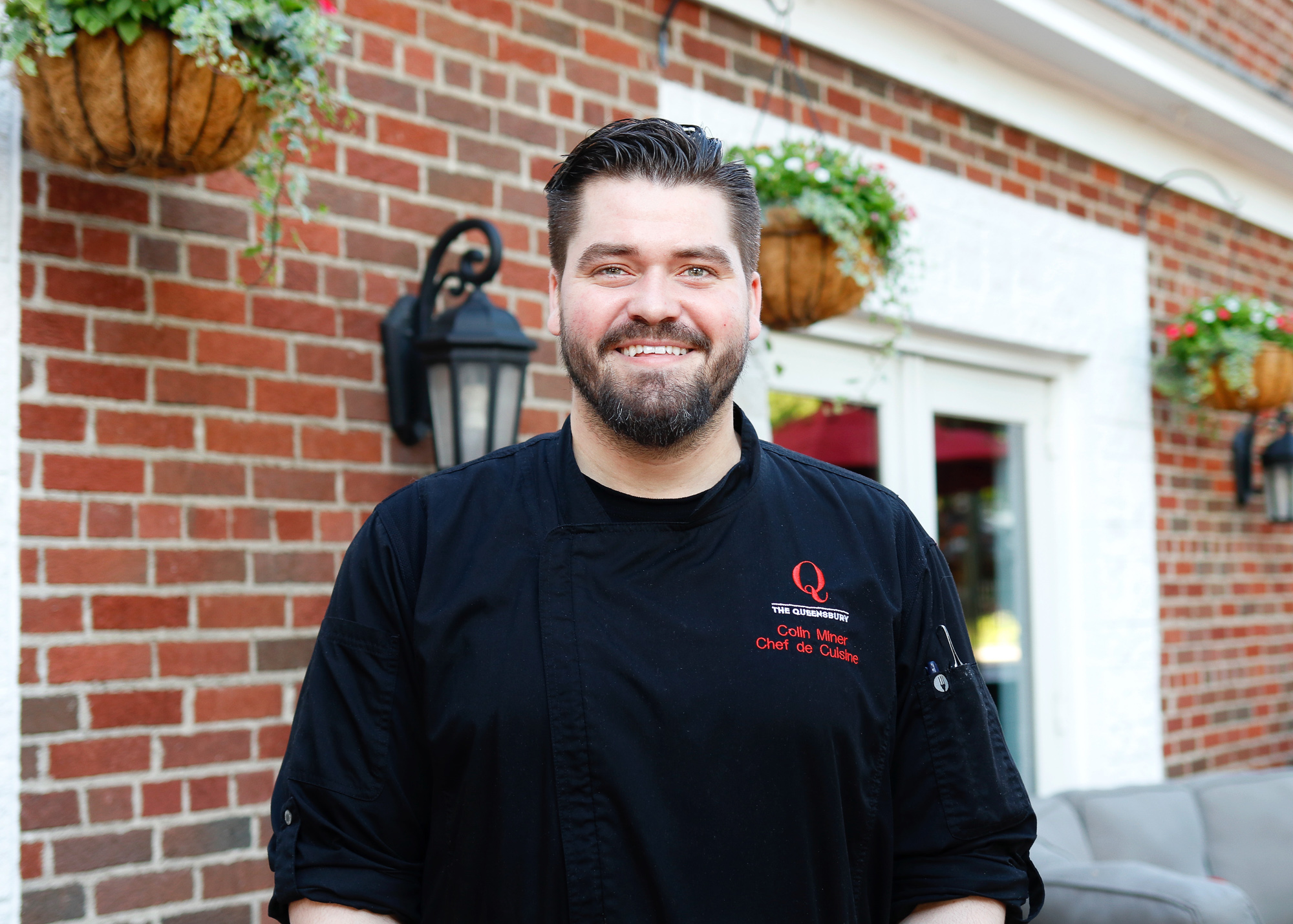 Colin Miner, Chef de Cuisine