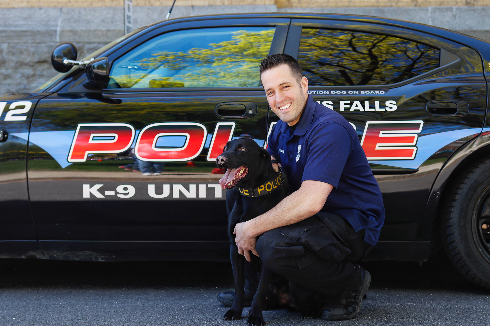 Glens Falls Police Department K-9 Officer