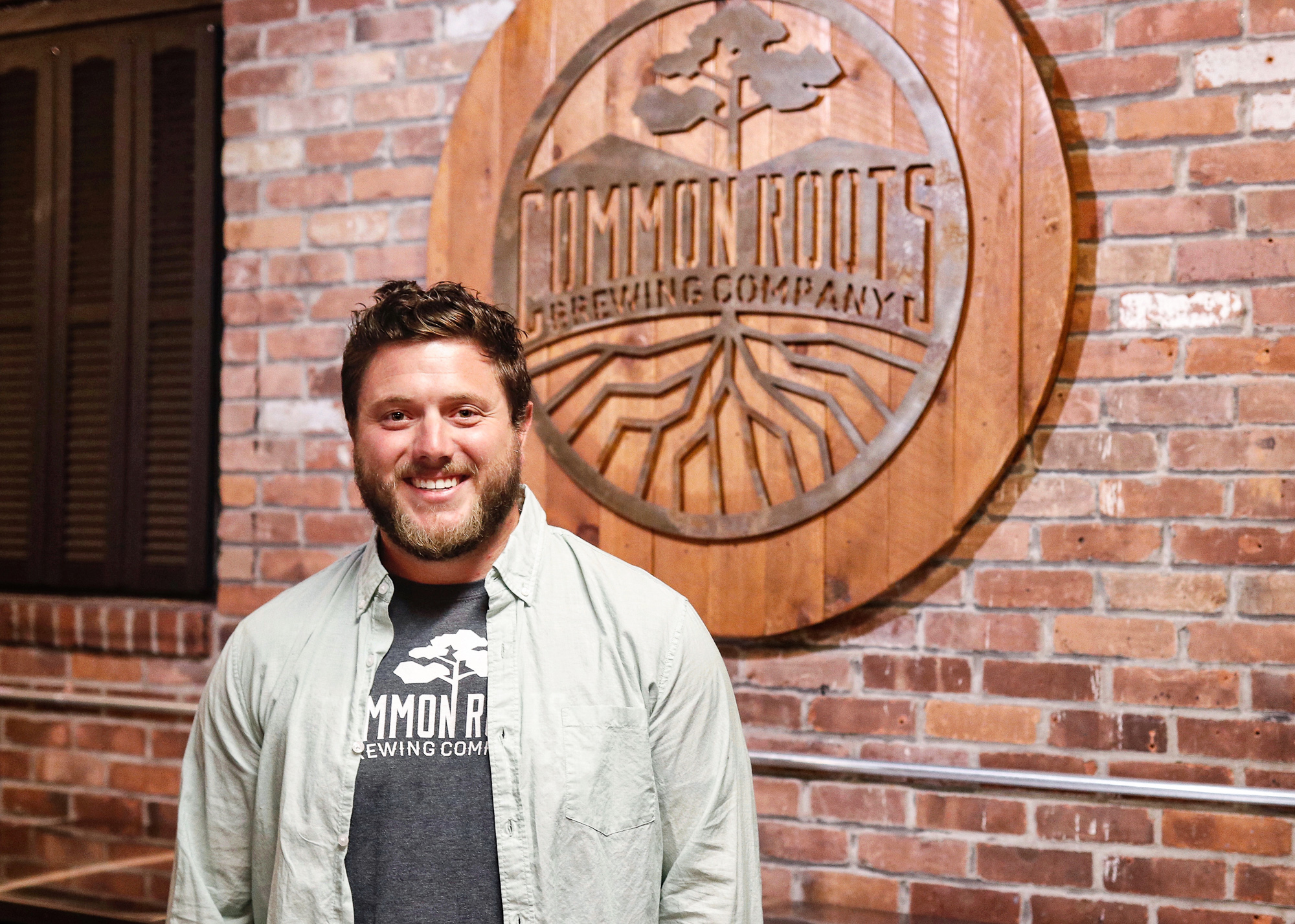 Christian Weber Common Roots Brewing Company