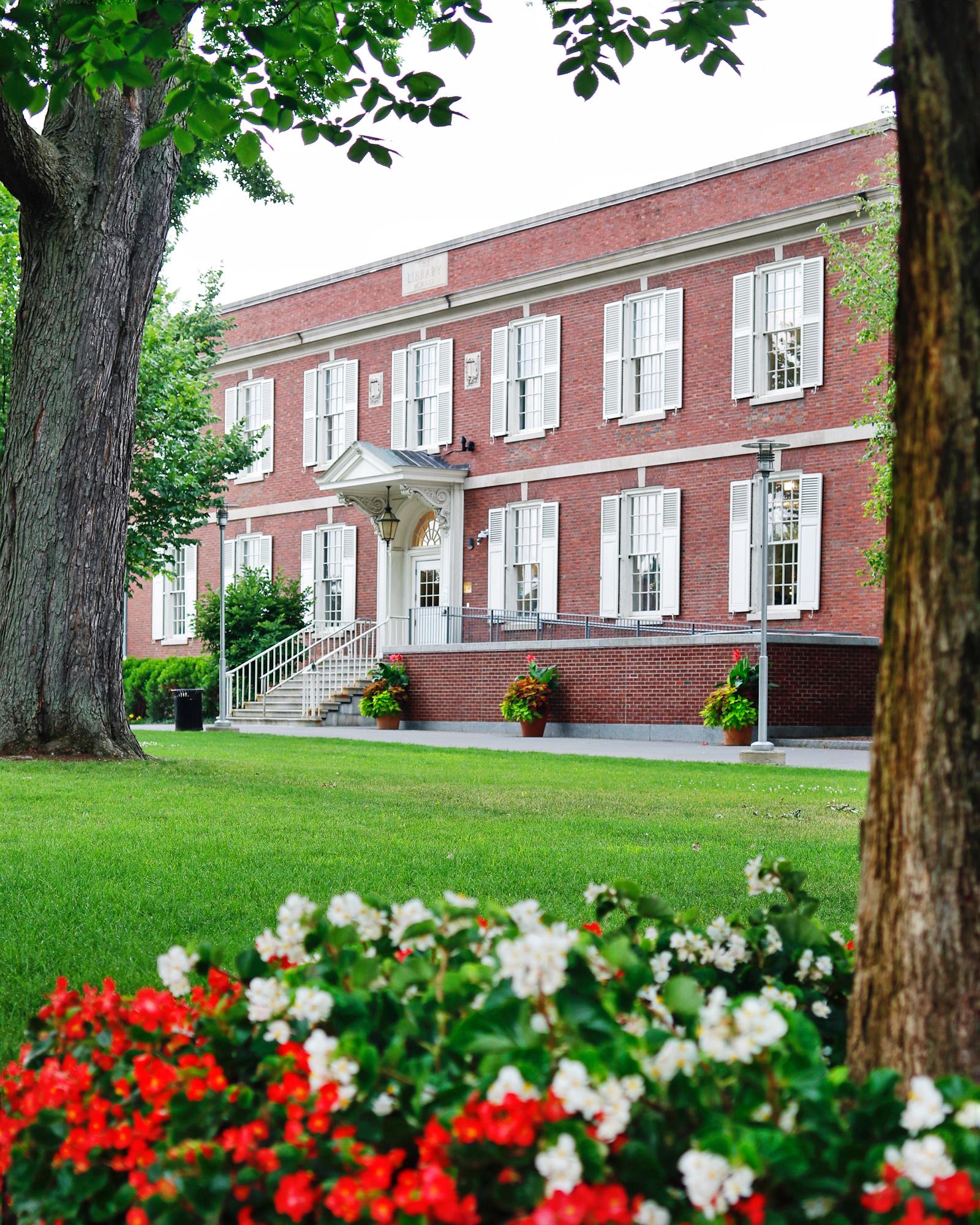 City Park Crandall Library Glens Falls NY