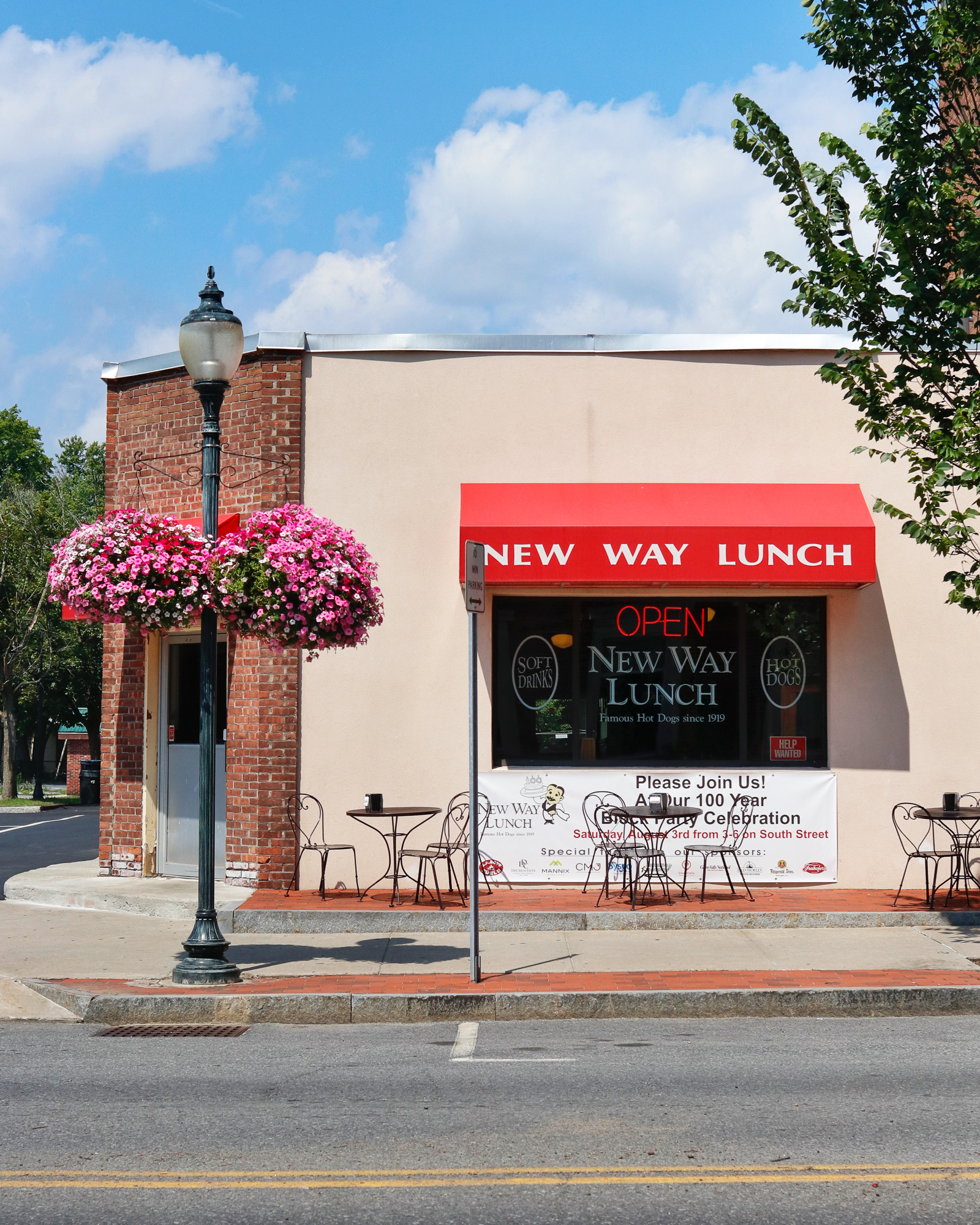 New Way Lunch Glens Falls NY