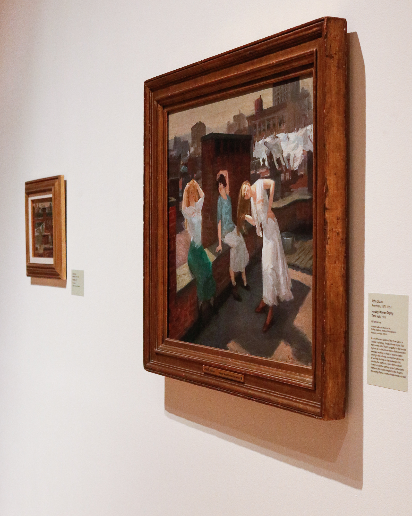 John Sloan Exhibition Hyde Collection Glens Falls