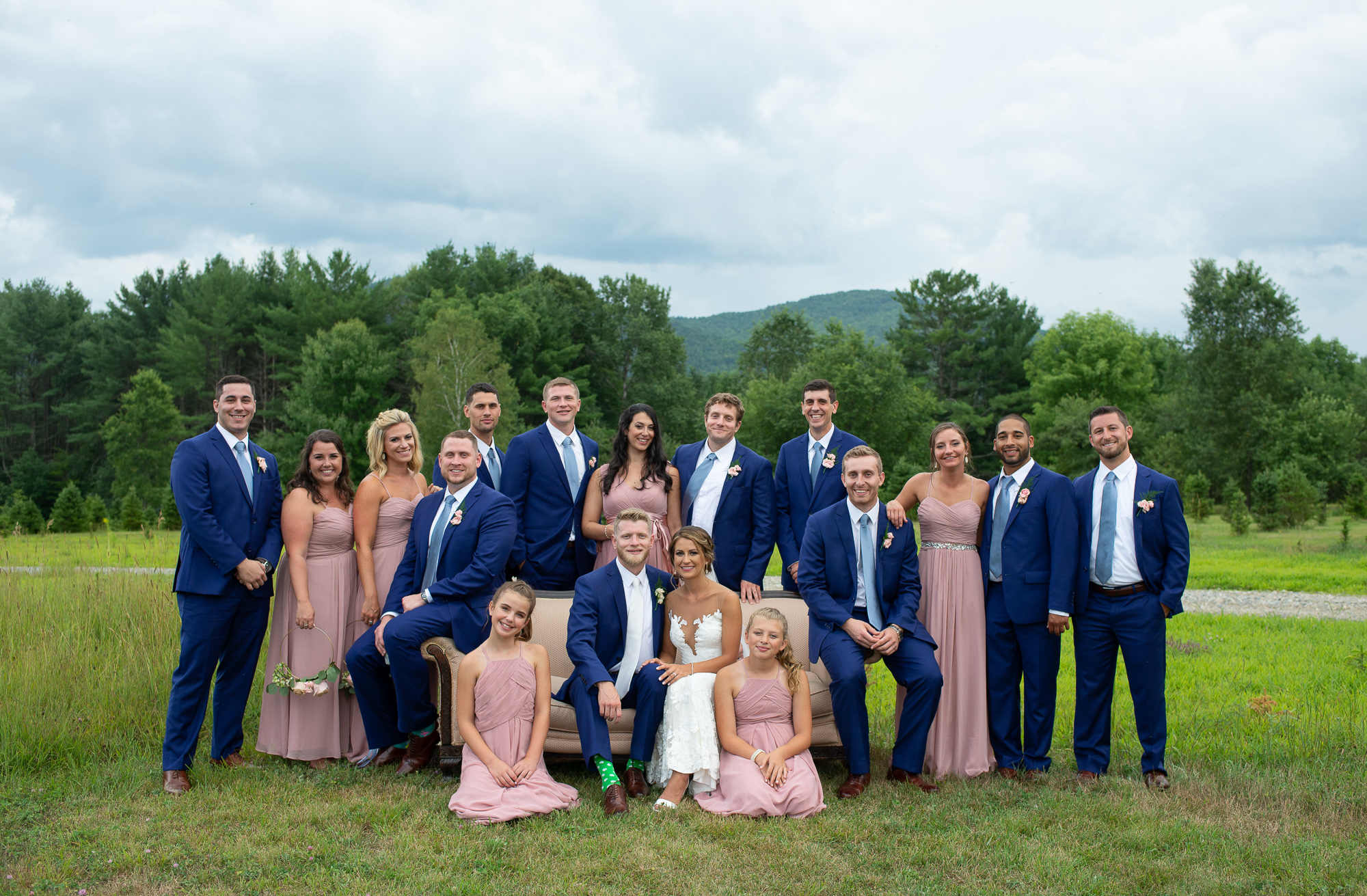 Glens Falls Living Wedding