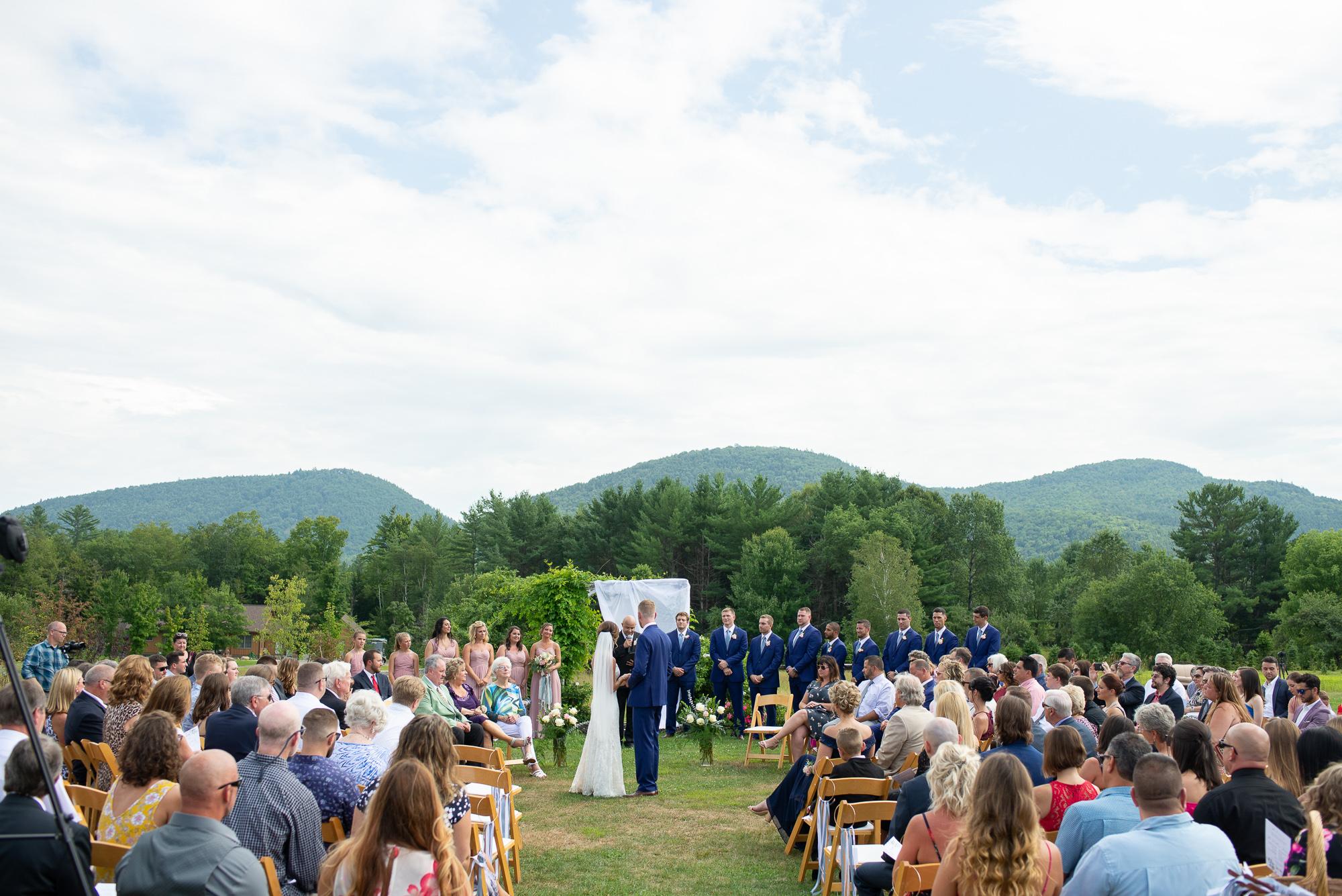 Glens Falls Wedding