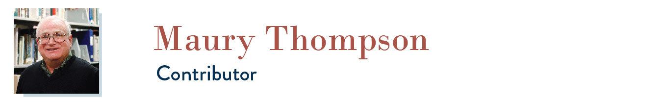 Maury Thompson