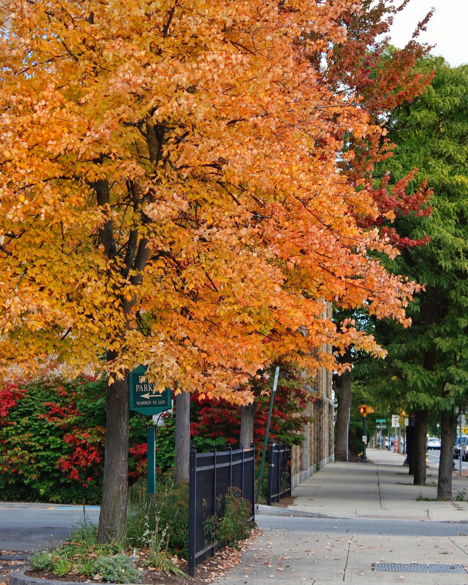 Downtown Glens Falls NY