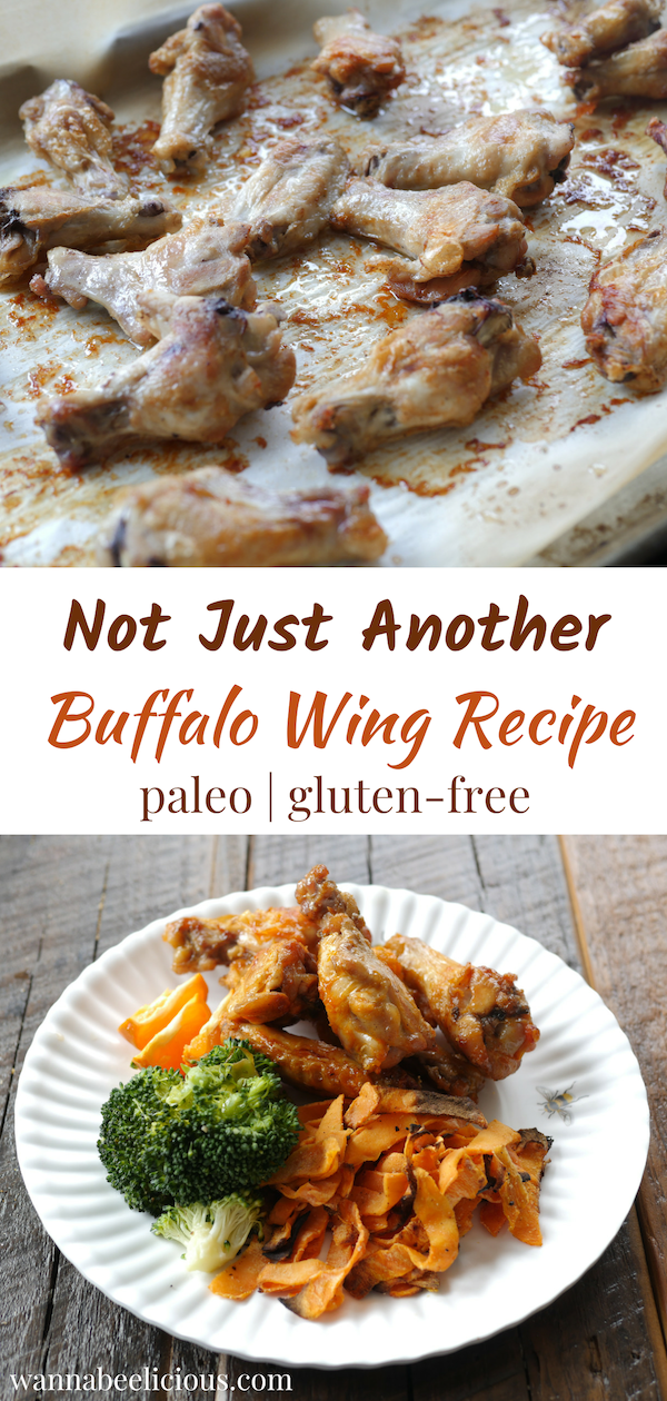 Not Just Another Buffalo Wing Recipe | wannabeelicious