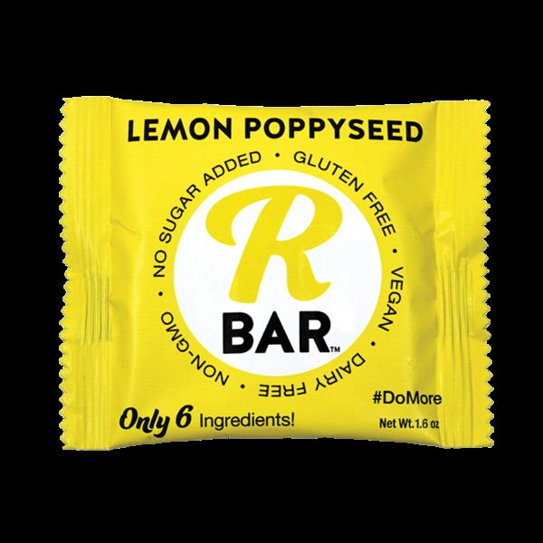 RBar Energy Lemon Poppyseed I'd Eat That Food