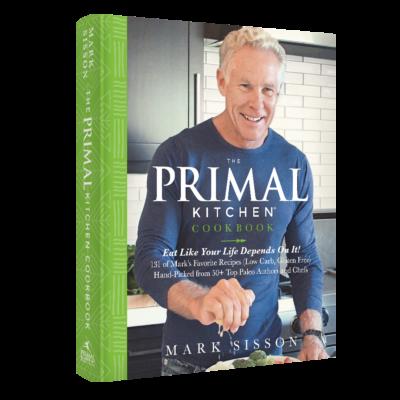 Primal Kitchen Cookbook I'd Eat That Food