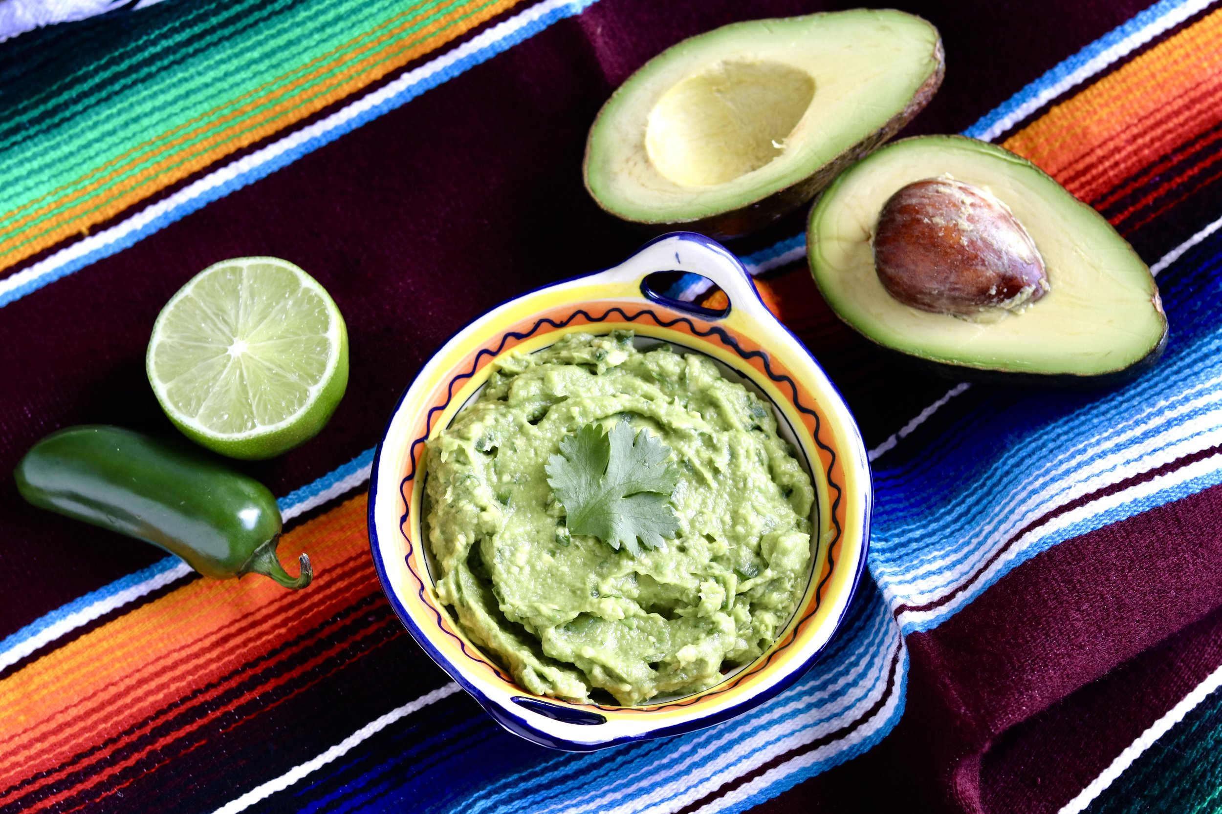 Green Guac by I'd Eat That Food
