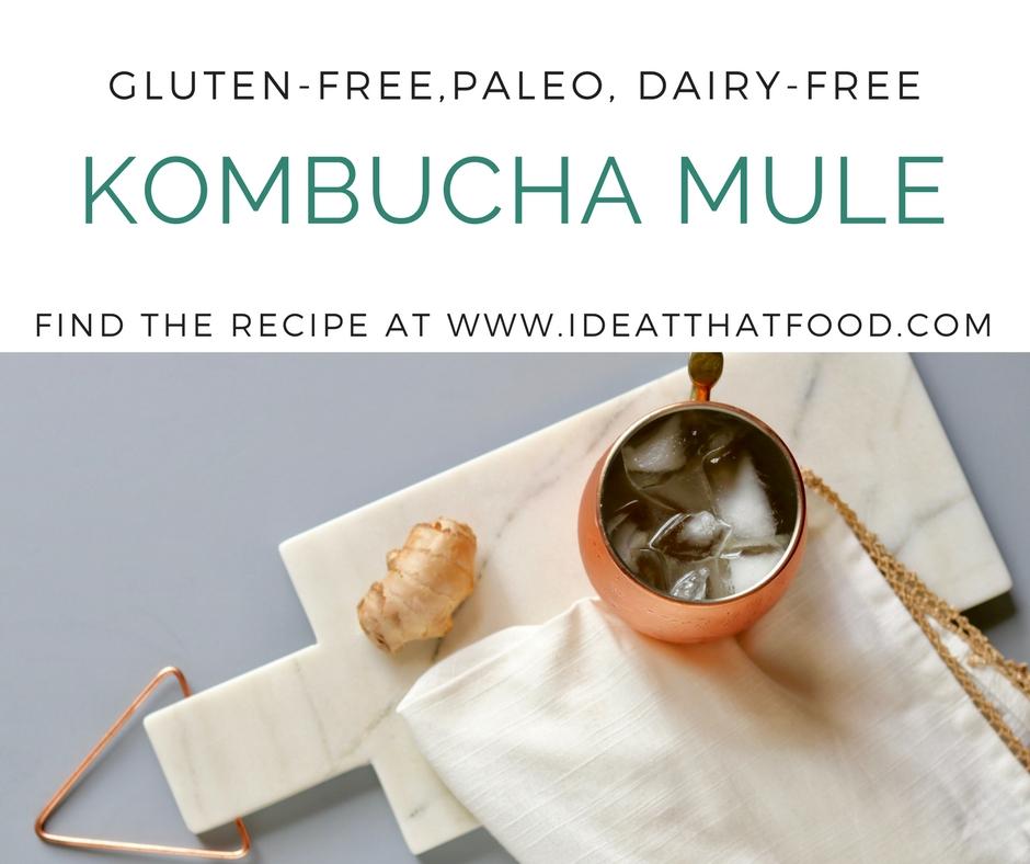 Kombucha Mule by I'd Eat That Food