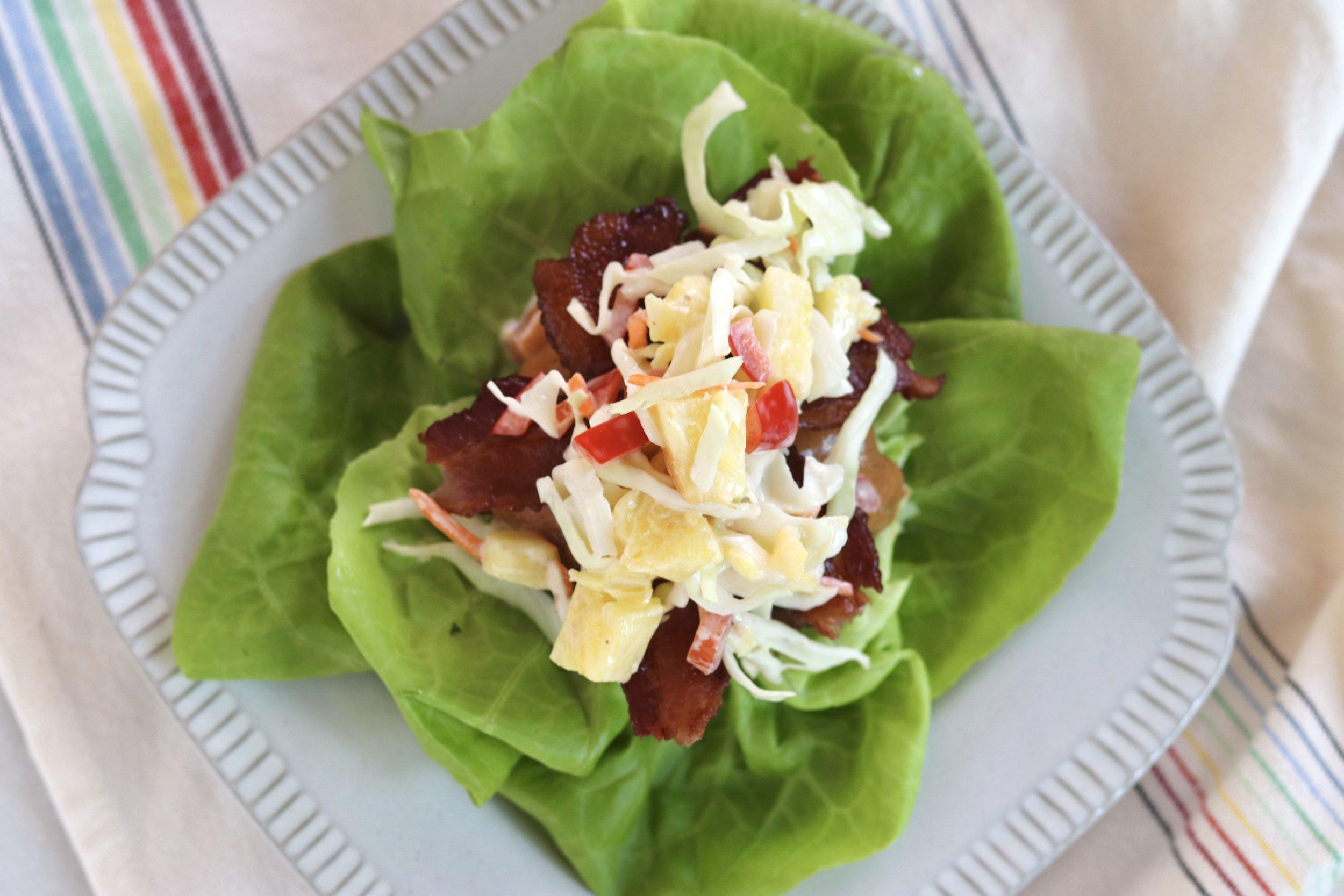 Aloha Burgers by I'd Eat That Food