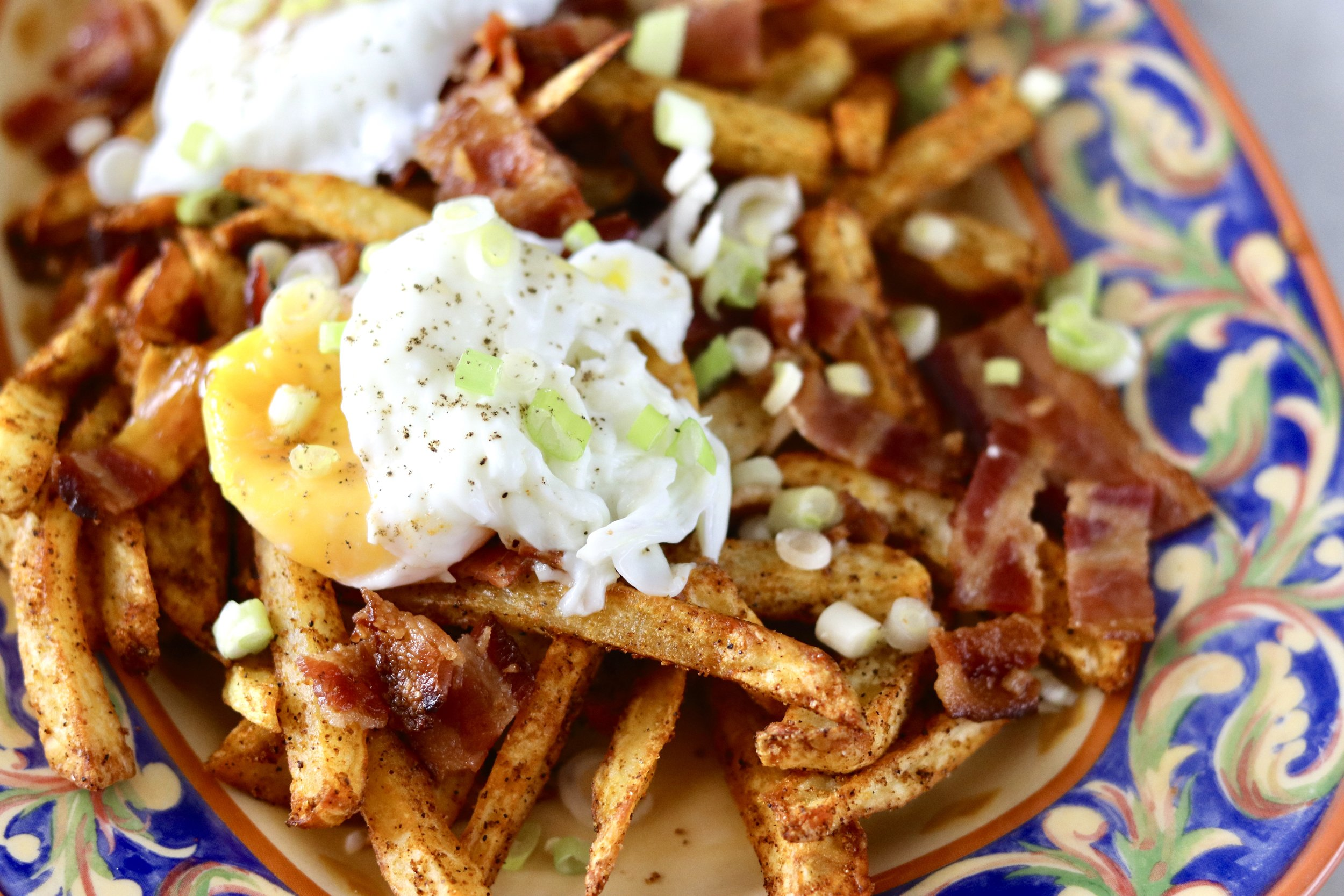 Breakfast Fries by I'd Eat That Food