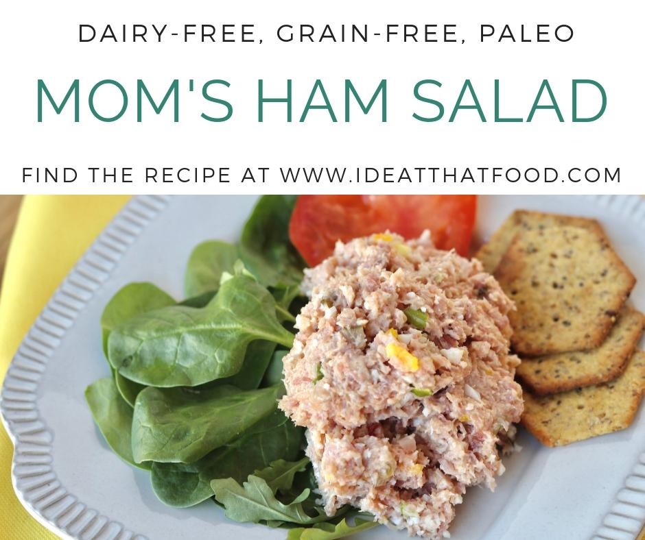 Mom's Ham Salad by I'd Eat That Food