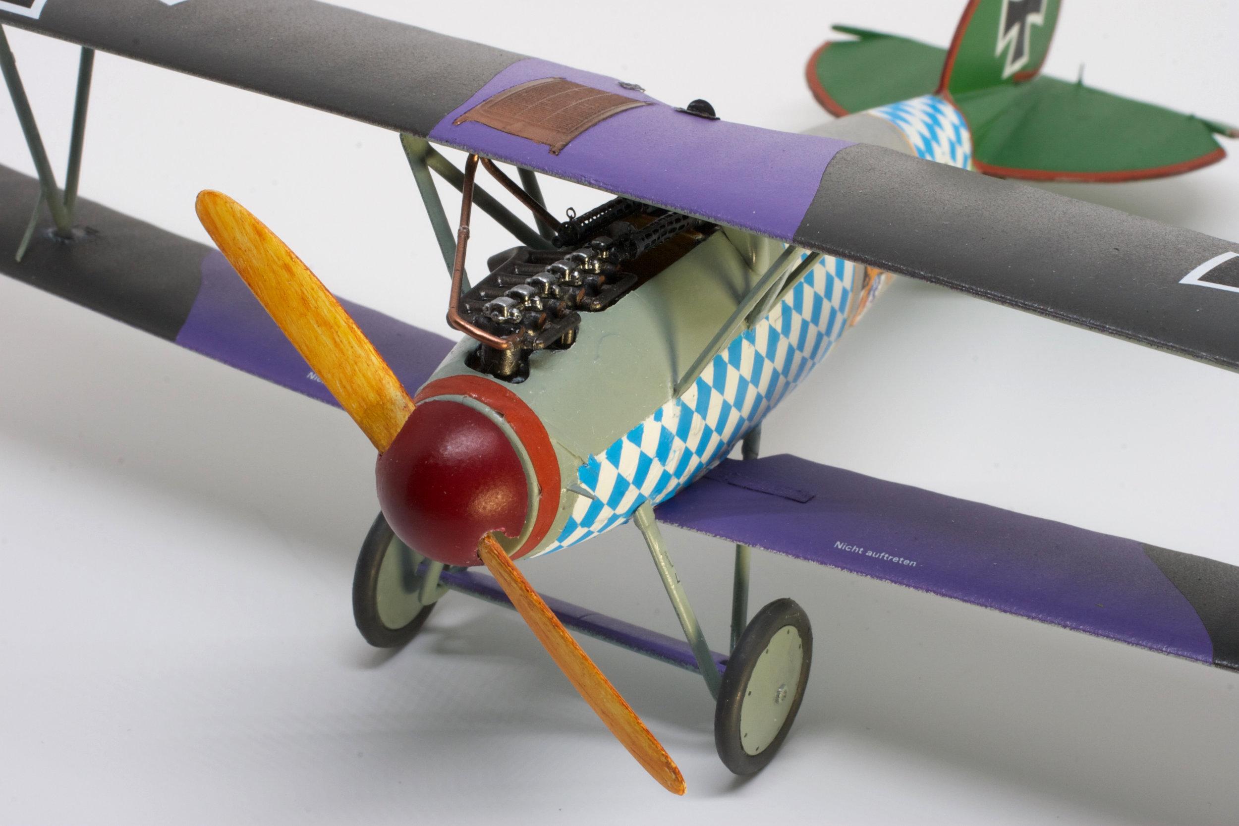 Albatros DV Richard Banko Eduard - 1/48