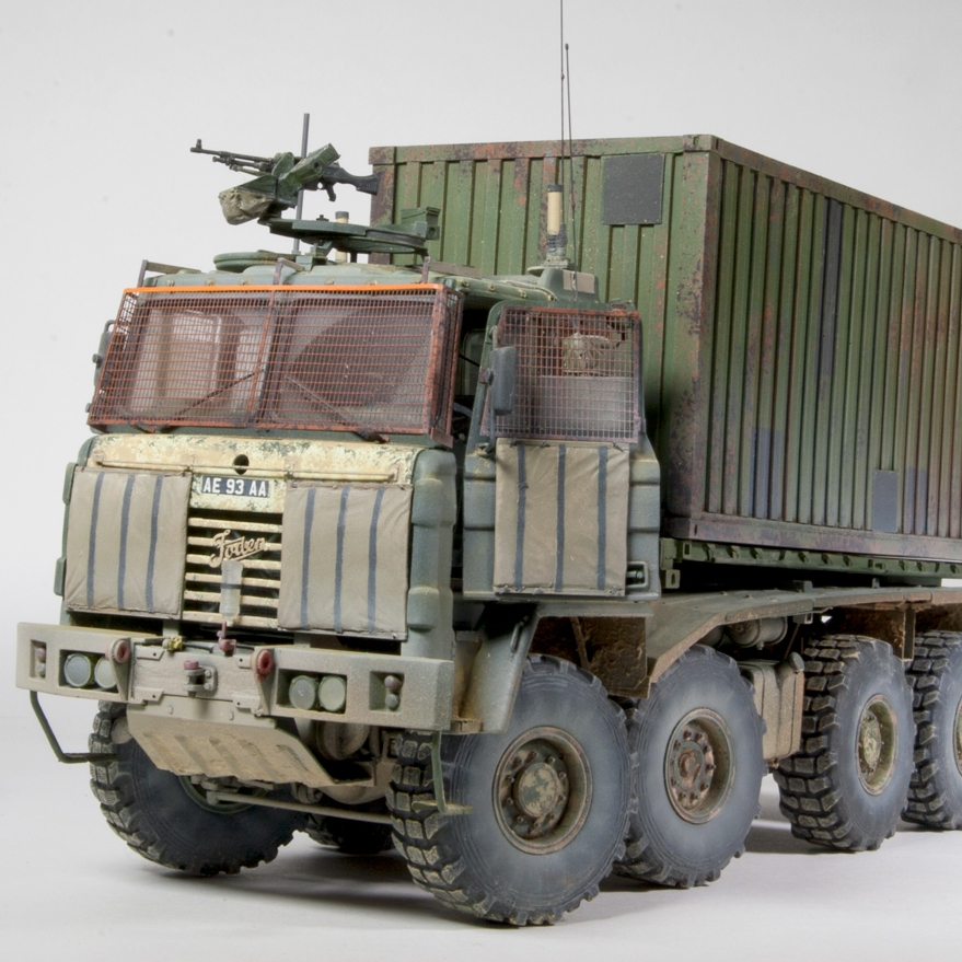 Fodem IMMLC Drops - Mike Powers Accurate Armour - 1/35