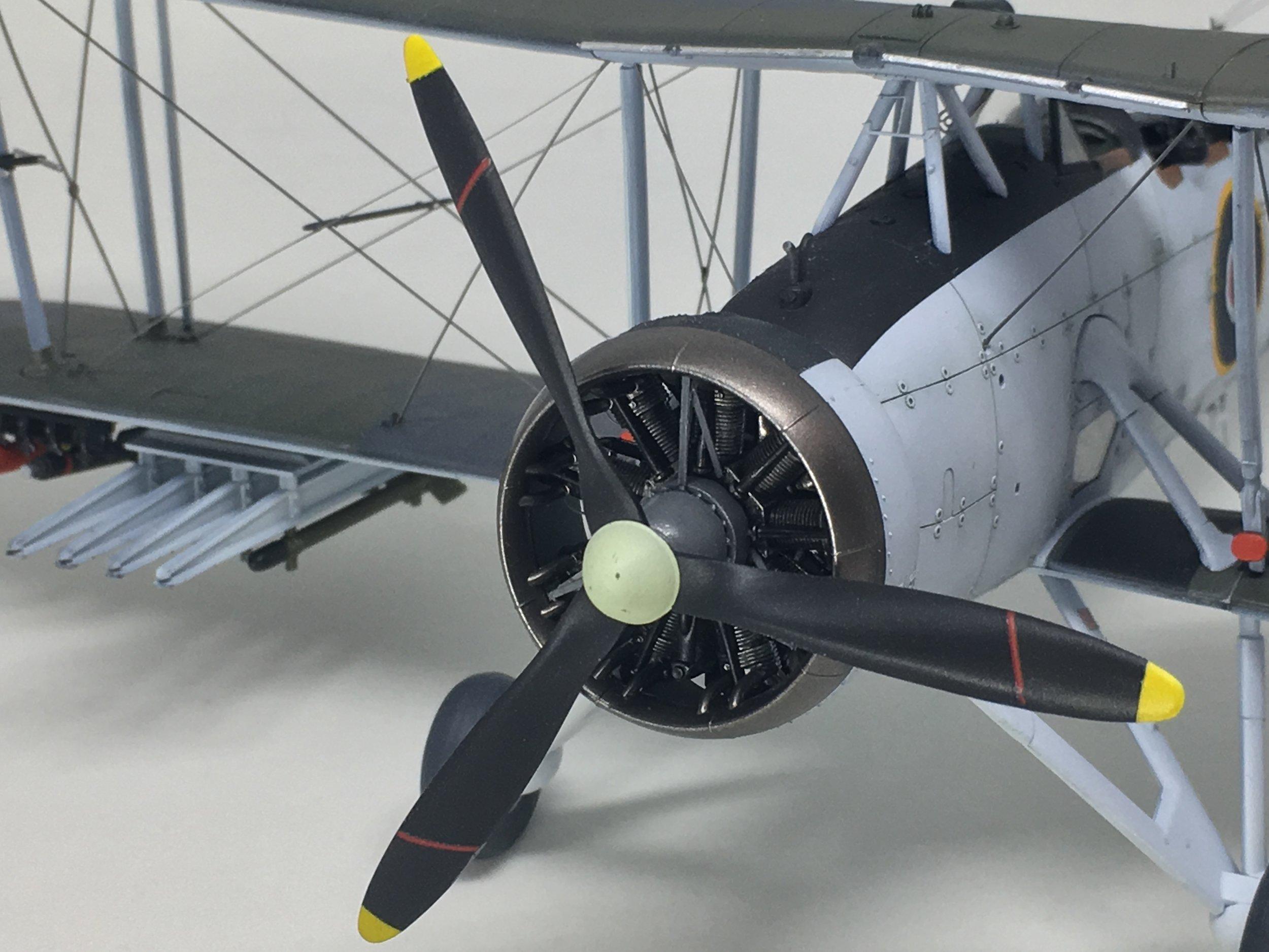 QFairley Swordfish MK.2 Anders quigg Tamiya - 1/48