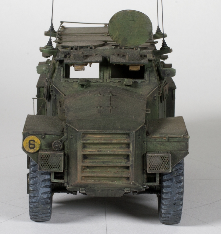 Humber Pig Mike Powers Accurate Armour - 1/35