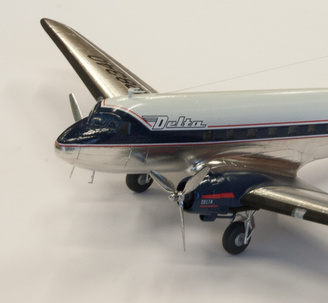 DC-3 Richard Banko Walthers - 1/87