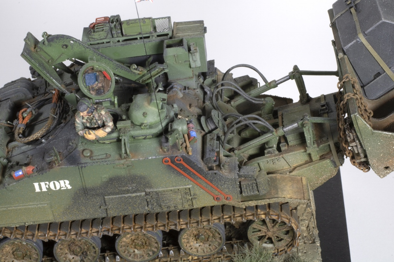 FV180 CET - Scale: 1/35Manufacturer: Accurate Armour