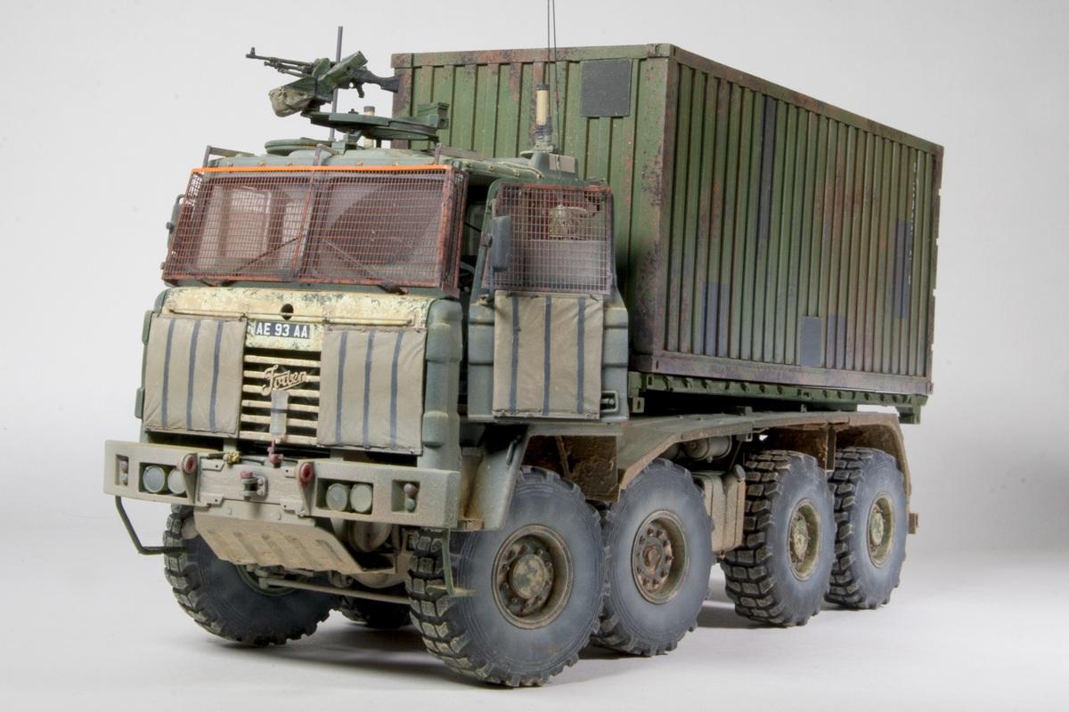 Foden IMMLC DROPS - 1/35 Accurate ArmourMulti Media kit