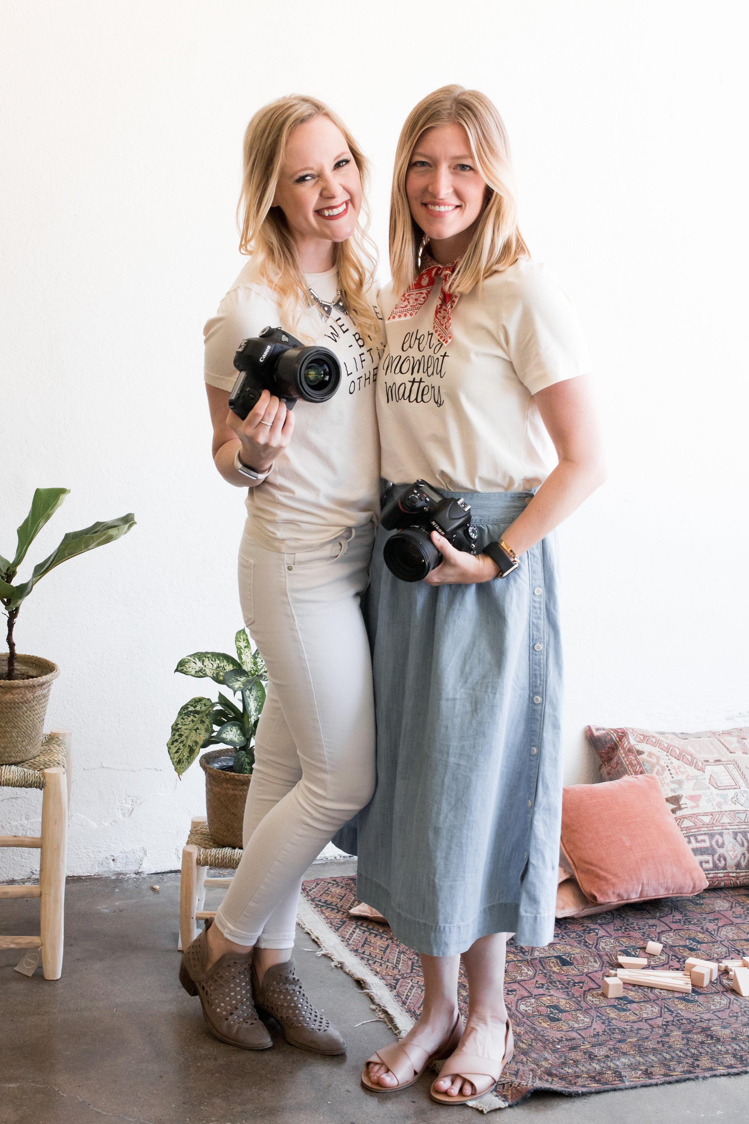Angela & Kacey,  Kindred Photography Workshop  Instructors