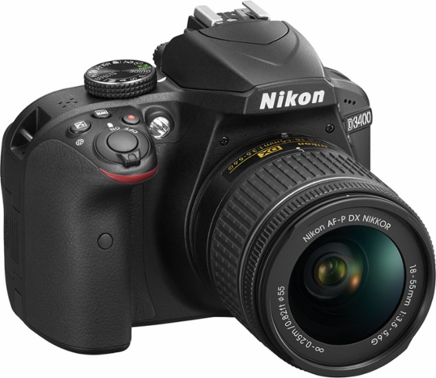 Nikon D3400, Entry-level recommendation for  Kindred Photography Workshop