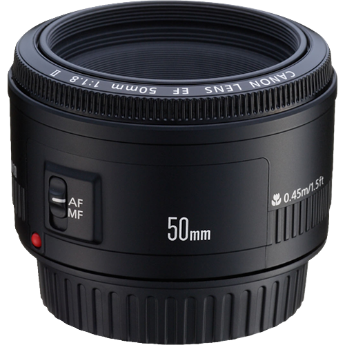 Canon 50 mm 1.8 - prime lens  recommendation for Kindred Photography Workshop