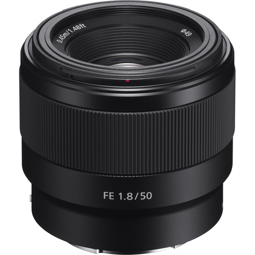 Sony FE 50mm 1.8 - prime lens  recommendation for Kindred Photography Workshop