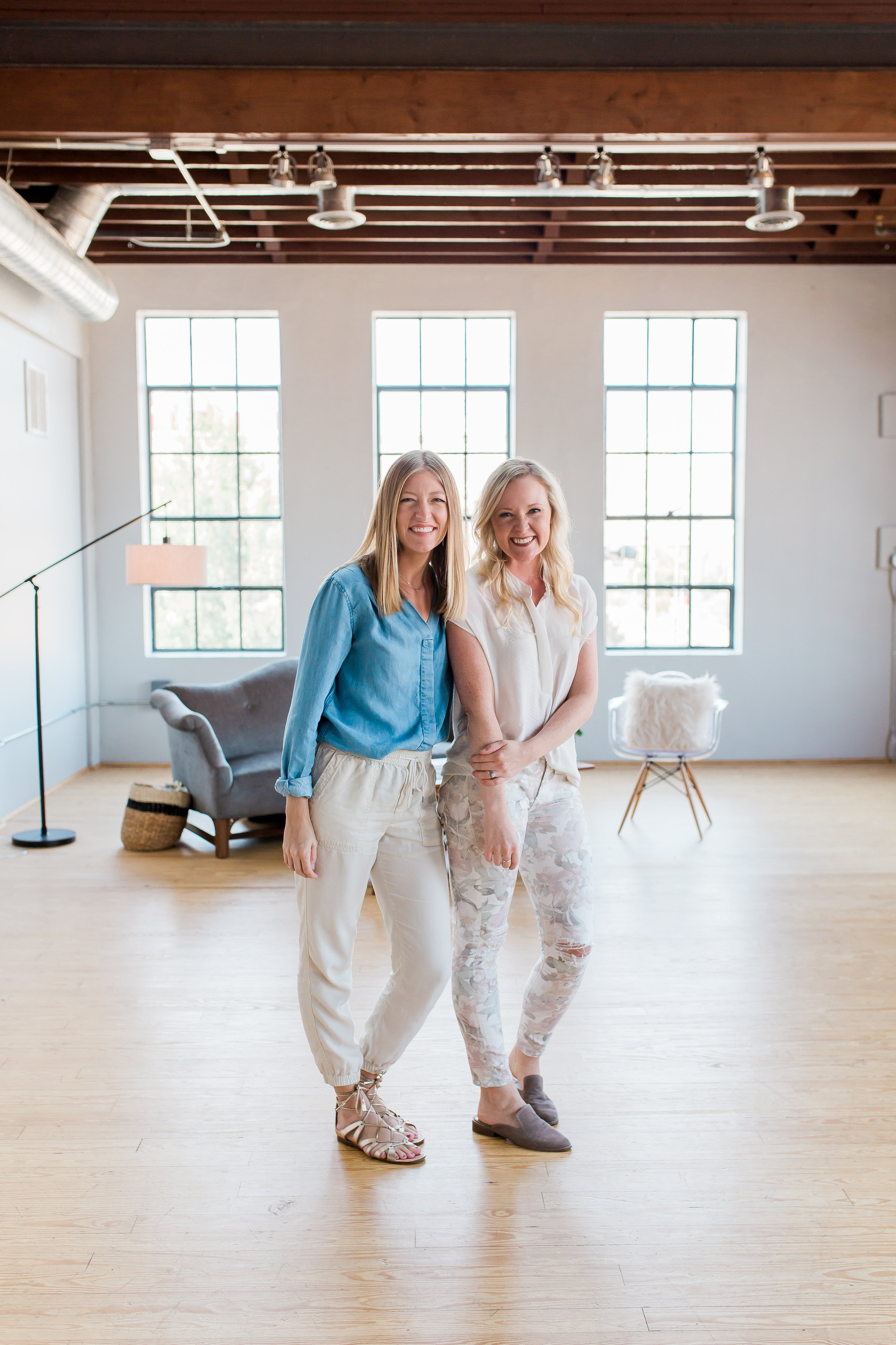Kindred Photography Workshop ,  Kacey Gilpin  and  Angela Williams , Photo by  Lenae Photography