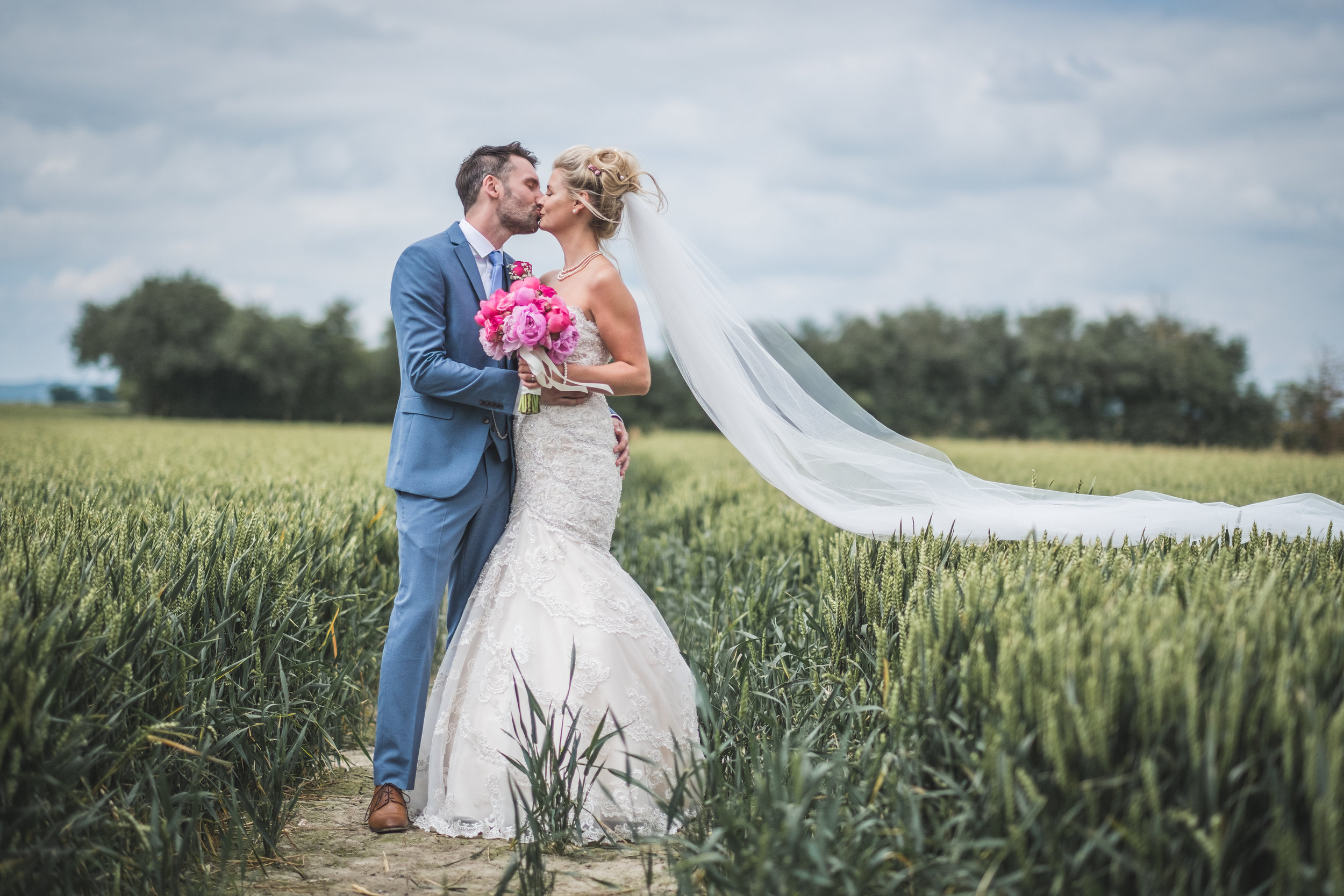 """Our Wedding photos are absolutely incredible, we honestly could not of asked for more. Every important moment was captured and every photo is so beautiful and unique. Thank you so much Jim. ""   Hannah & Anthony Massie, High Wycombe"